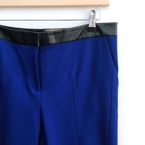 Ted Baker Electric Blue Trousers - size 3